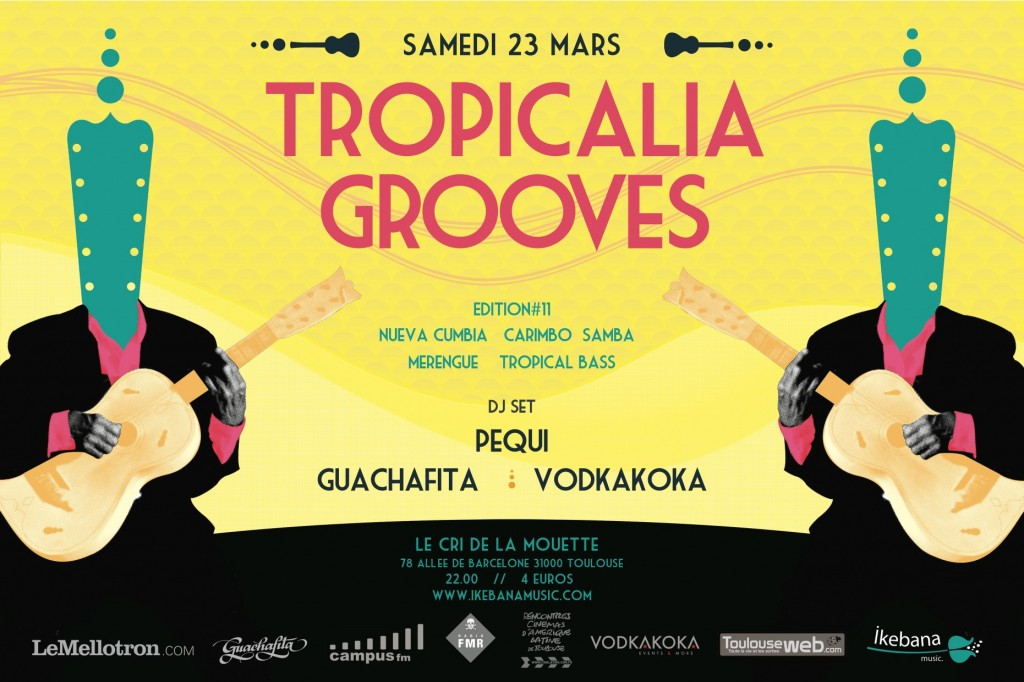 tropicalia grooves