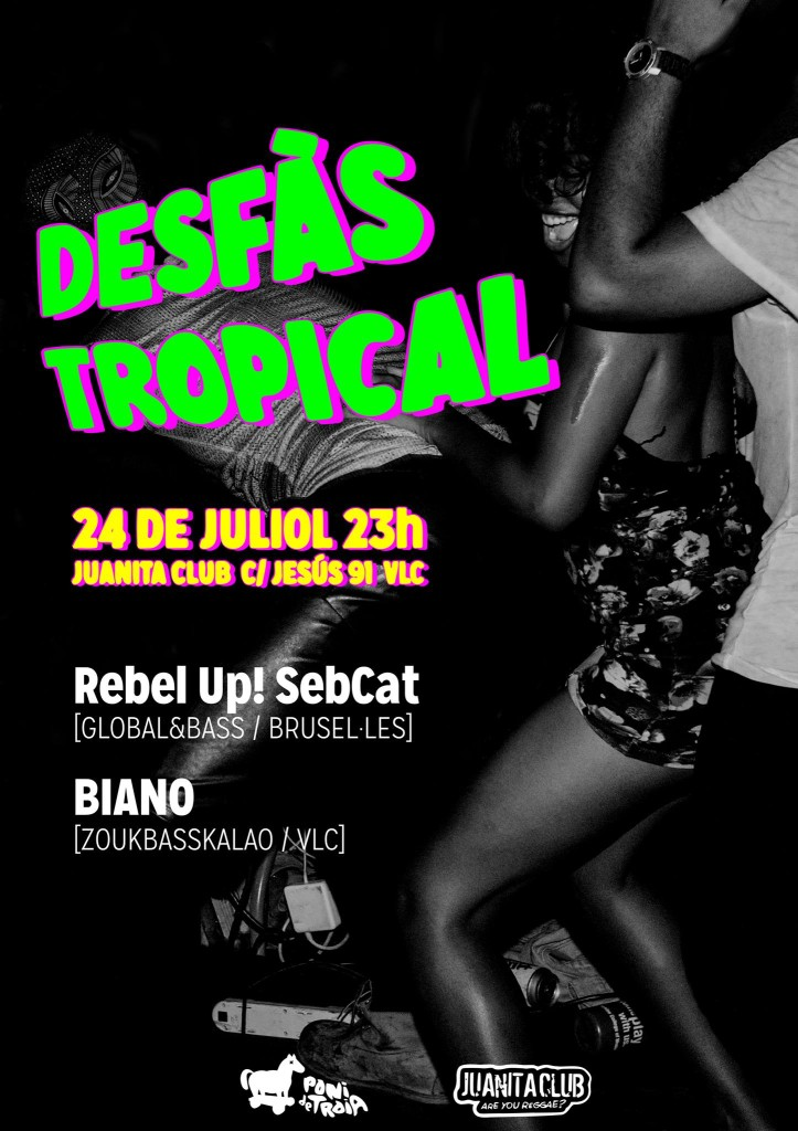 desfas tropical
